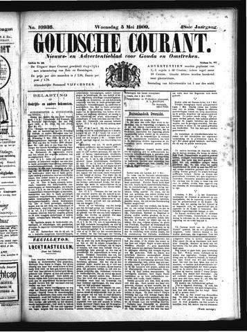 Goudsche Courant 1909-05-05
