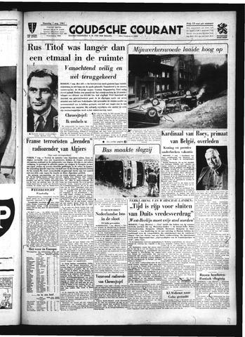 Goudsche Courant 1961-08-07