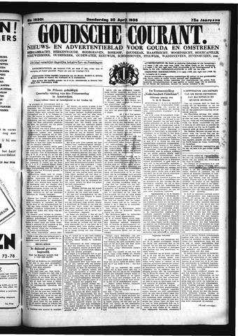Goudsche Courant 1936-04-30