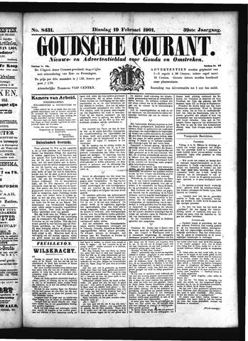 Goudsche Courant 1901-02-19