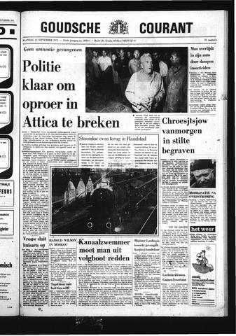 Goudsche Courant 1971-09-13