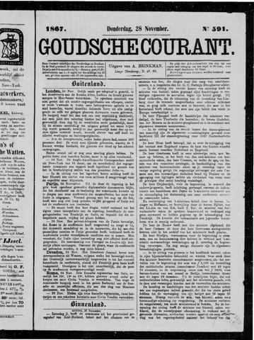 Goudsche Courant 1867-11-28