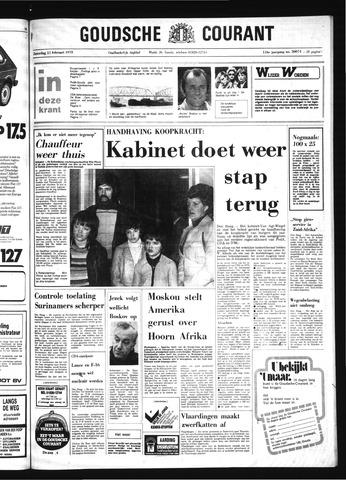 Goudsche Courant 1978-02-11