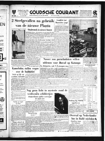 Goudsche Courant 1960-08-27