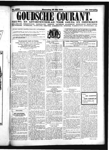 Goudsche Courant 1935-05-29