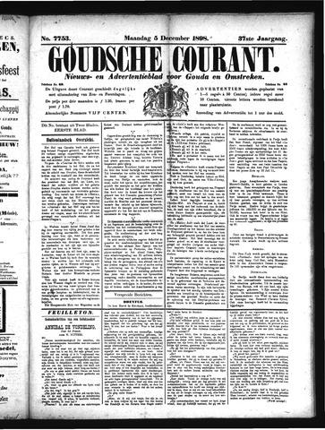 Goudsche Courant 1898-12-05