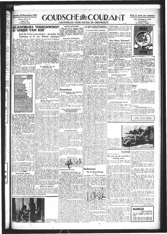 Goudsche Courant 1943-11-23