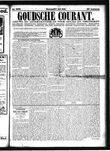 Goudsche Courant 1926-07-27