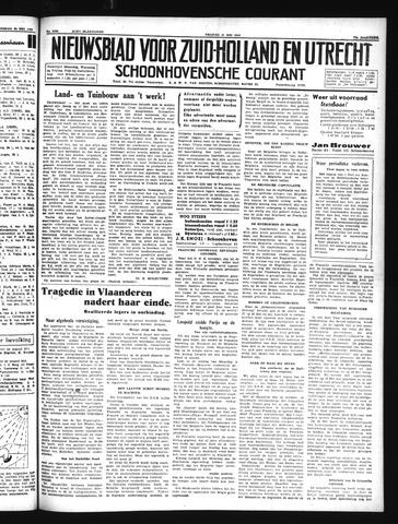 Schoonhovensche Courant 1940-05-31