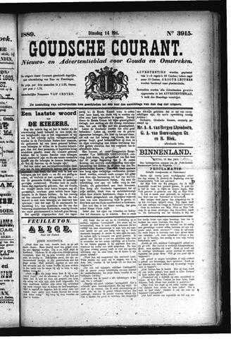 Goudsche Courant 1889-05-14