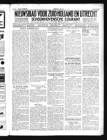 Schoonhovensche Courant 1939-05-31