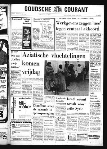 Goudsche Courant 1972-11-21