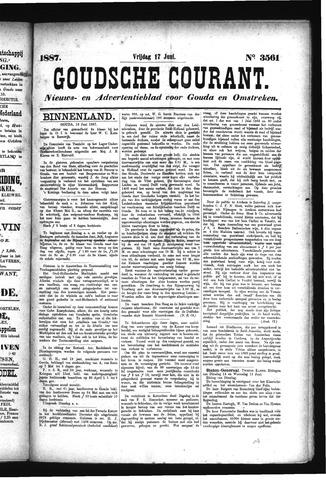 Goudsche Courant 1887-06-17