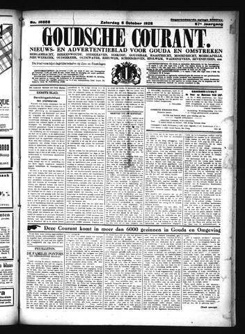 Goudsche Courant 1928-10-06