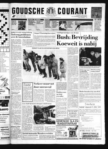 Goudsche Courant 1991-02-18