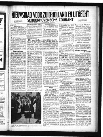 Schoonhovensche Courant 1949-01-17