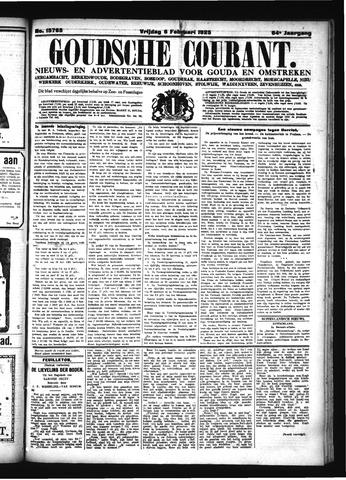 Goudsche Courant 1925-02-06