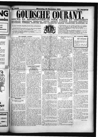 Goudsche Courant 1933-11-29