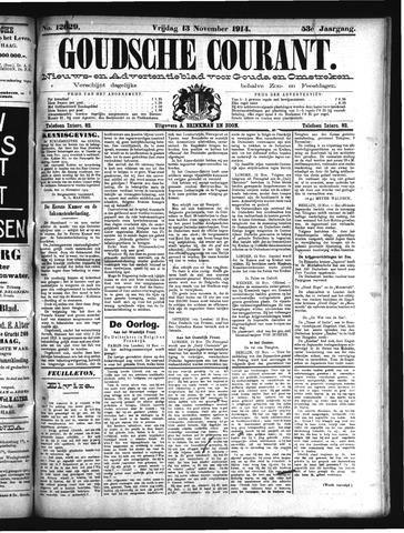 Goudsche Courant 1914-11-13