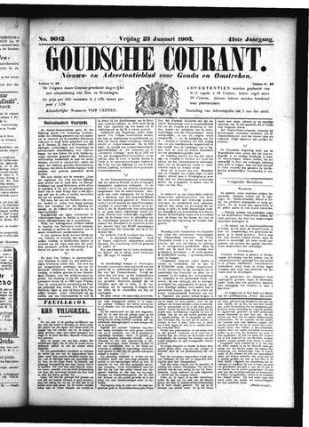 Goudsche Courant 1903-01-23
