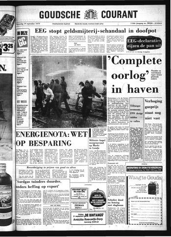 Goudsche Courant 1979-09-19