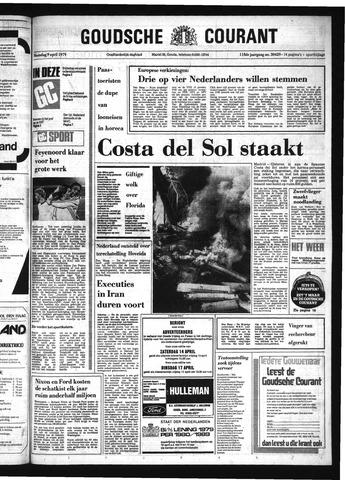 Goudsche Courant 1979-04-09