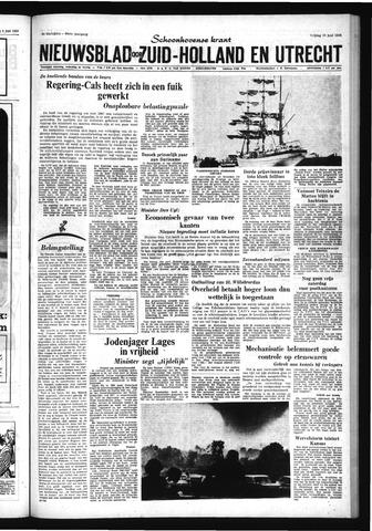 Schoonhovensche Courant 1966-06-10