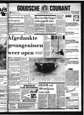 Goudsche Courant 1982-01-25