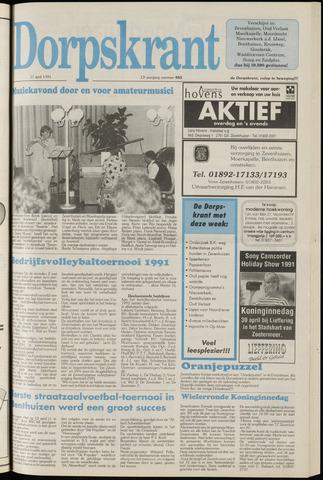 Dorpskrant 1991-04-17