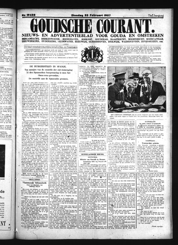 Goudsche Courant 1937-02-23