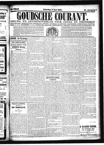Goudsche Courant 1922-06-03