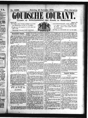 Goudsche Courant 1909-11-13