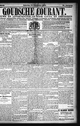 Goudsche Courant 1922-09-23