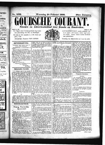 Goudsche Courant 1900-02-28