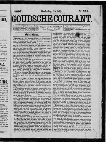Goudsche Courant 1867-07-18