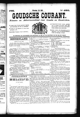Goudsche Courant 1892-07-26