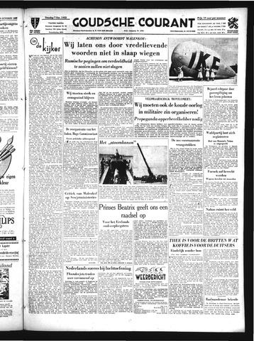 Goudsche Courant 1952-10-07