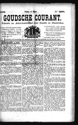 Goudsche Courant 1885-03-13