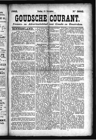 Goudsche Courant 1883-11-18