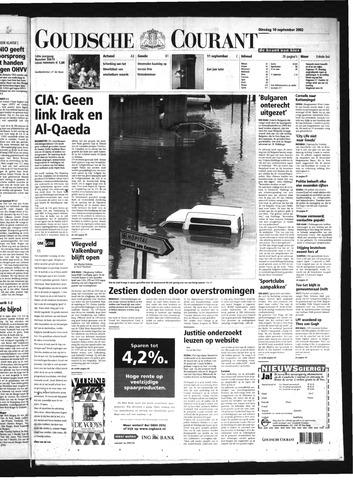 Goudsche Courant 2002-09-10
