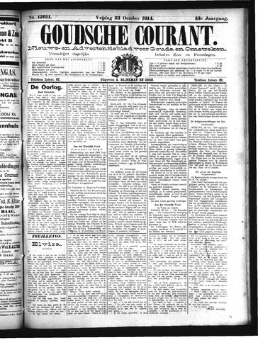 Goudsche Courant 1914-10-23