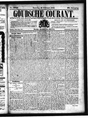 Goudsche Courant 1918-02-16