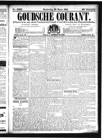 Goudsche Courant 1911-03-23
