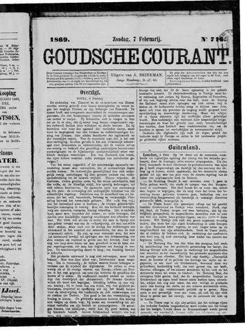 Goudsche Courant 1869-02-07