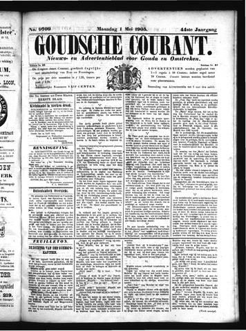 Goudsche Courant 1905-05-01