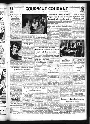 Goudsche Courant 1953-04-22