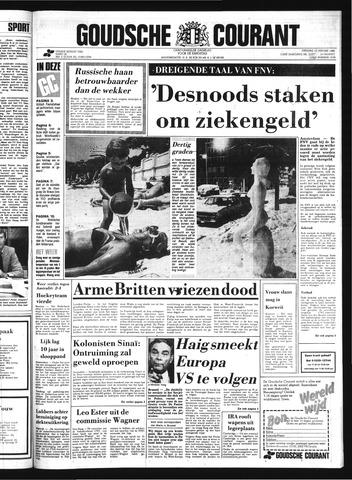 Goudsche Courant 1982-01-12
