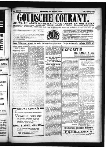 Goudsche Courant 1933-03-25