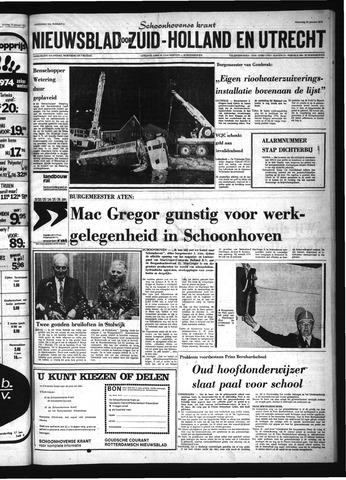 Schoonhovensche Courant 1974-01-21