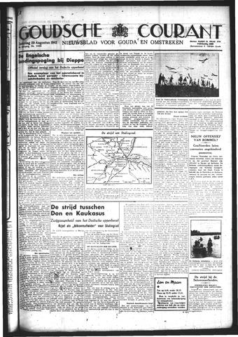 Goudsche Courant 1942-08-29